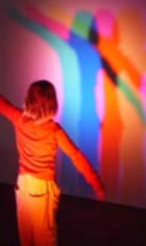 Farbiger Schatten (c)