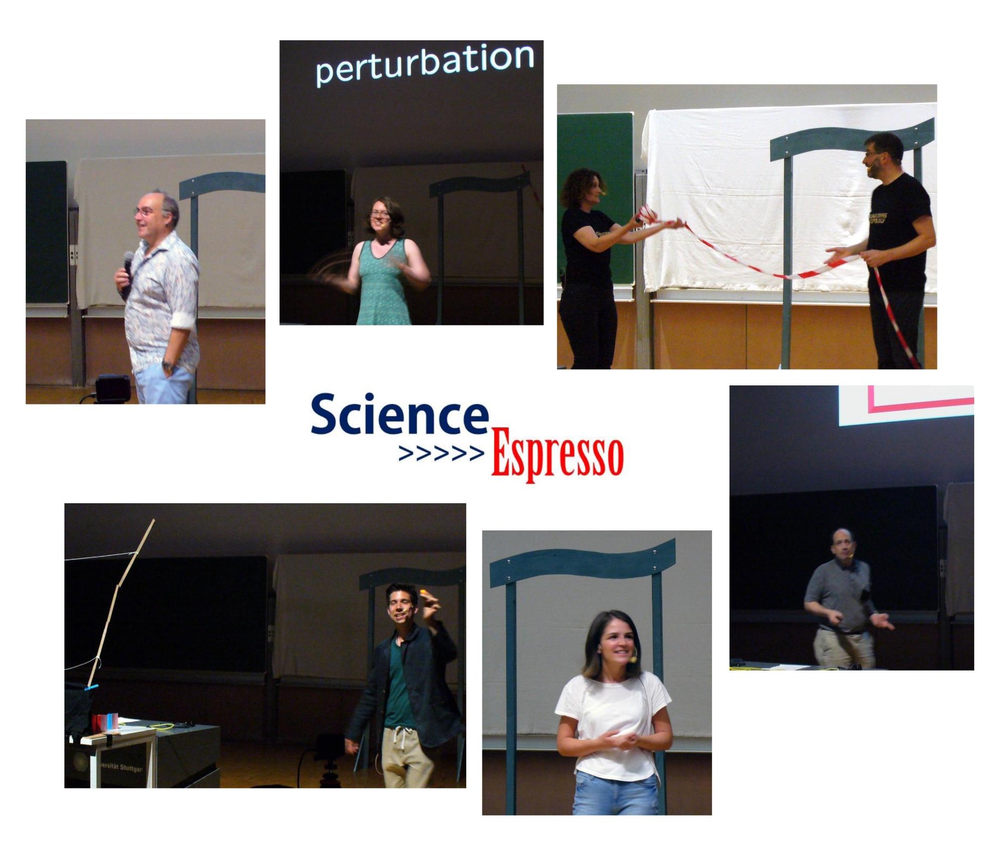 Science Espresso Alle