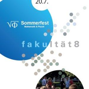 Sommerfest der Mathematik und Physik 2018