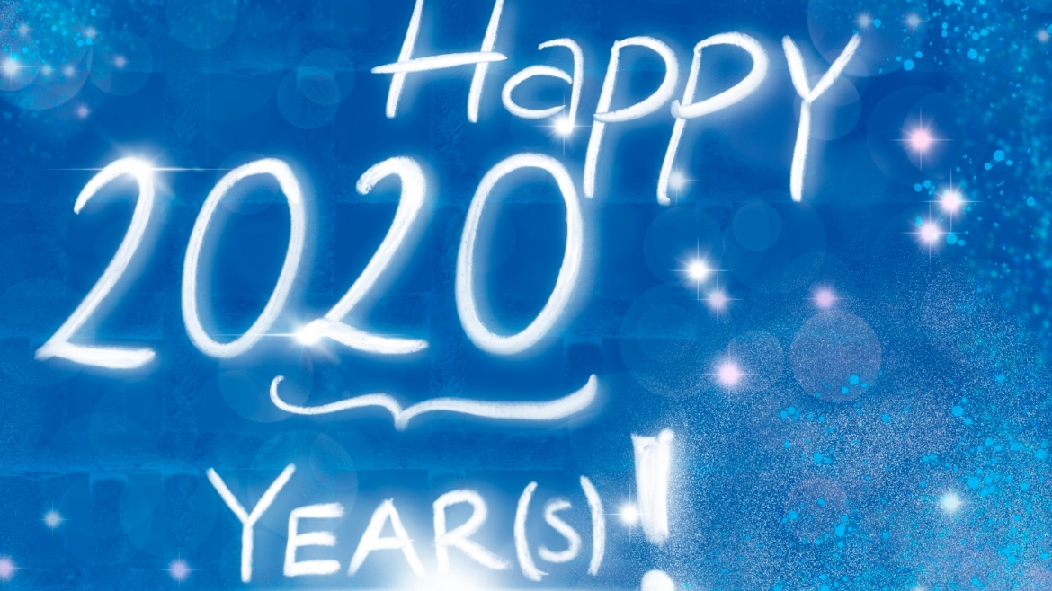 We wish everyone a great start to the new decade in 2020!