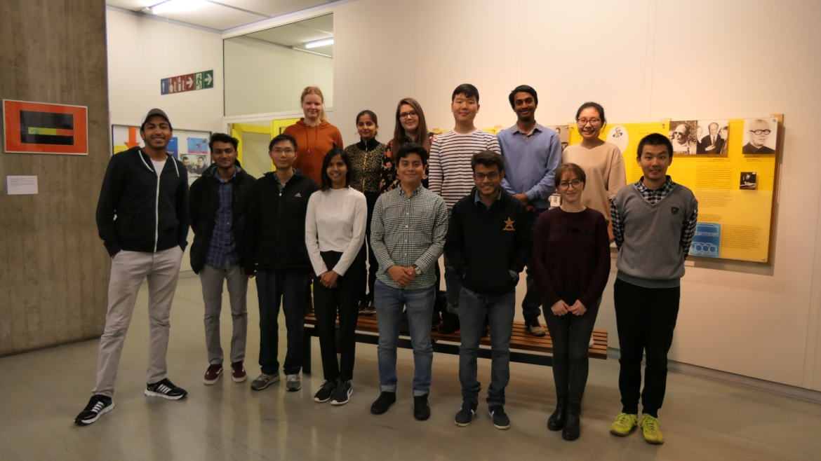 PHYSICS Generation 2019 Welcome Evening