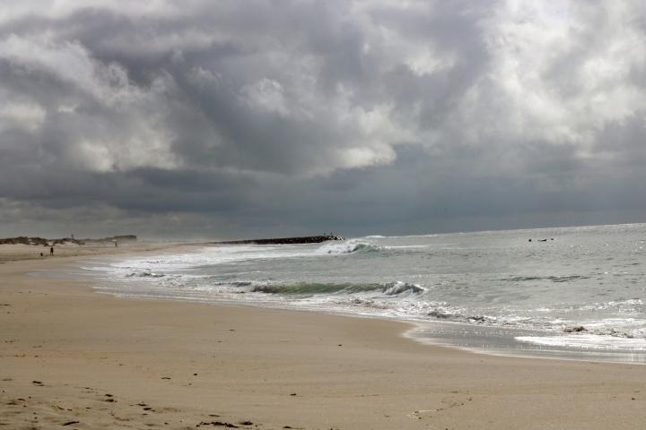 Blick auf das Meer bei Ariviero
