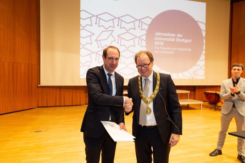 LP-träger Holger Cartarius mit Rektor_FL2A7801